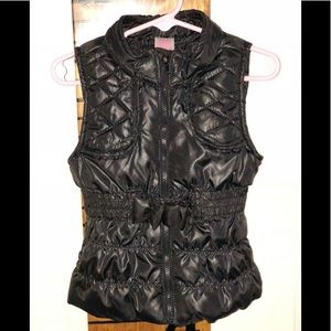 Other - Black Puffer Vest - Girls 3T